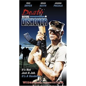 Death Before Dishonor [VHS]