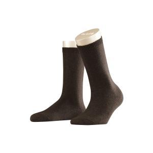 FalkeレディースCosy Wool Socks US サイズ: M カラー: ブラウン