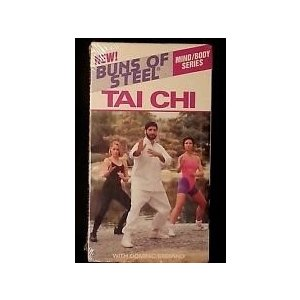 Buns of Steel: Mind Body Series Tai Chi [VHS] [Import]
