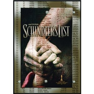Schindler's List Collector's Gift Set