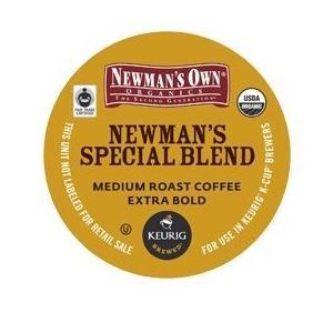 ニューマンの特別のブレンドコーヒー72?Kカップ|twilight-shop