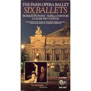 Six Ballets [VHS] [Import]