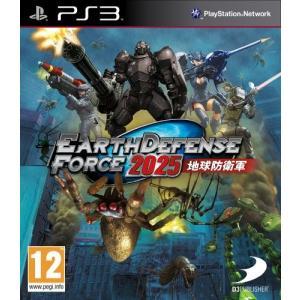 Namco Bandai Sw Ps3 1054492 Earth Defence Force 20...