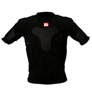 Barnett Rugby肩パッドPro rsp-pro 8 ブラック