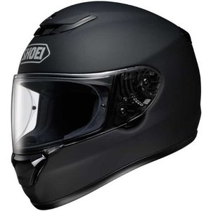 Shoei Qwest Full Face Motorcycle Helmet Matt Black...