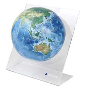 ラ・メール 海洋タイプ地球儀 WM (火山 アクリル台) twilight-shop