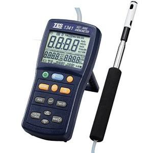 TES 1340 熱線風速計|twilight-shop