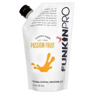 Funkin Pro Passion Fruit Puree 1 kg|twilight-shop