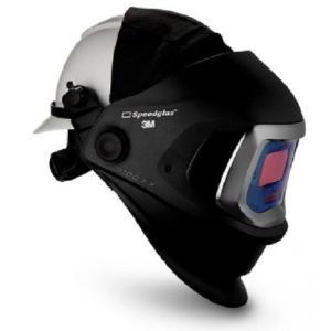3M 06-0600-10HHSW Speedglas 9100 FX Welding Helmet, Welding Safety with Har twilight-shop
