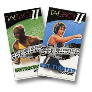 Tae-Bo II - Instructional & Get Started [VHS]