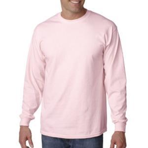 Gildan APPAREL メンズ US サイズ: Large カラー: ピンク
