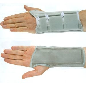 Centec 10 Canvas Wrist Splint XL/Left by Centec