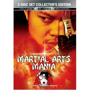 Martial Arts Mania