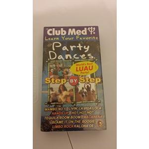 Club Med Party Dances [VHS] [Import]