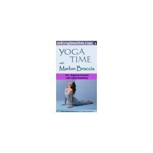 (23) Marlon Braccia: Beginner Yoga Practice with Ujjayi Breathing (Part I)