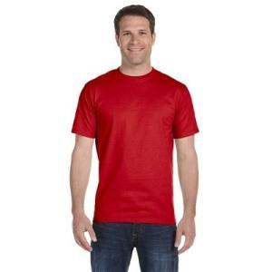 GildanメンズDryBlend Moisture Wicking 7?/ 8インチTシャツ US...