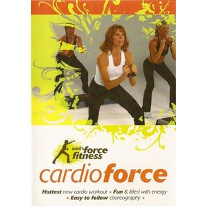 Anni's Force Fitness: Cardio Force [DVD] [Import]