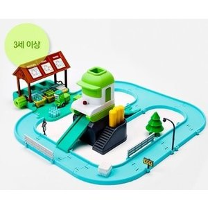 Robocar Poli Cleany's Recycling Center PlaySet|twilight-shop