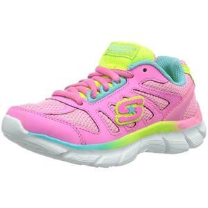 Skechers ガールズ US サイズ: 13 M US Little Kid カラー: ピンク