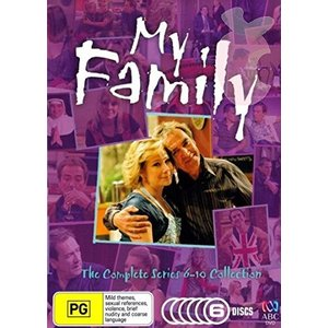 My Family Seasons 6-10 Box