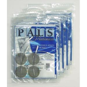 EMS用粘着パッド アクセルガード Sサイズ 3cm丸形 1セット(5袋)