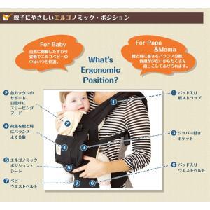 エルゴ エルゴベビー 新生児2点セット リバテ...の詳細画像1