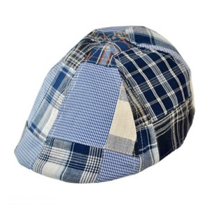 【San Diego Hat サンディエゴ ハット】Patchwork Ivy Cap Kids パッチワーク アイビー キャップ 子供用 帽子