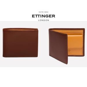 【 ETTINGER エッティンガー】 最新モデル Bridle HideBillfold Wall...