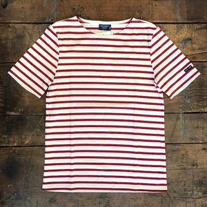 【SALE】 SAINT JAMES L'ATELIER LEVANT10 MODERN BASQUE T-SHIRTS セントジェームス アトリエ レバント 半袖 カットソー