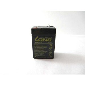 180日補償付き  UPS 緊急照明 子供用電動自動車用バッテリー小型シール鉛蓄電池 6V4Ah WP4-6|twintrade