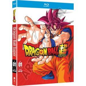 ドラゴンボール超【1】第1話〜第13話 Dragon Ball Super Part 1 [Blu-...