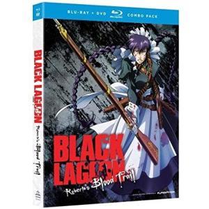 ブラック・ラグーン Roberta's Blood Trail ブルーレイ+DVDセット【Blu-r...