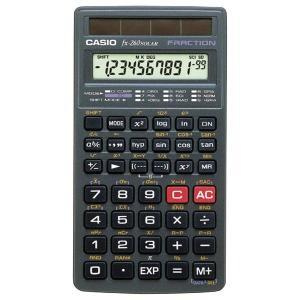 送料無料 CASIO カシオ 関数電卓 fx-260 太陽電池 日本では廃番になったfx-260aと同等品|two-r