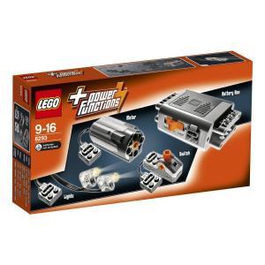 レゴ テクニック パワーファンクション・モーターセット 8293|two-r