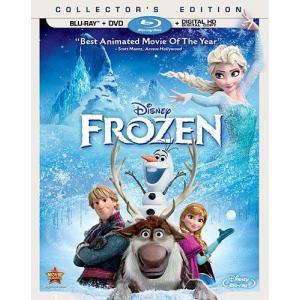 アナと雪の女王 ブルーレイ + DVD + デジタル北米正規品 (英語版) ディズニー 送料無料 two-r