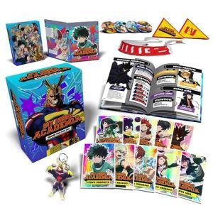 僕のヒーローアカデミア 第2期 パート1 14-25話コンボパック 限定版 ブルーレイ+DVDセット...