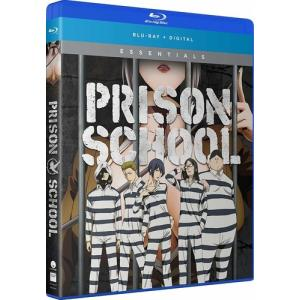 監獄学園 プリズンスクール 全12話BOXセット 新盤 ブルーレイ【Blu-ray】 北米 正規品 ...