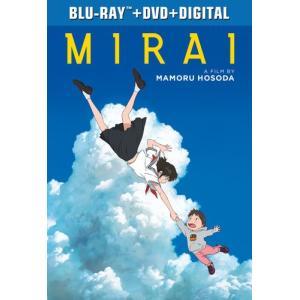 未来のミライ 劇場版コンボパック ブルーレイ+DVDセット【Blu-ray】 北米 正規品 ■音声 ...
