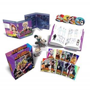 僕のヒーローアカデミア 第3期パート1 39-50話コンボパック 限定版  ブルーレイ+DVDセット...