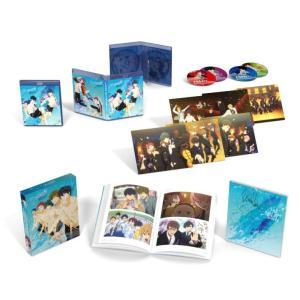 フリー! Free!-Dive to the Future- 第3期 全12話コンボパック 限定版 ブルーレイ+DVDセット【Blu-ray】