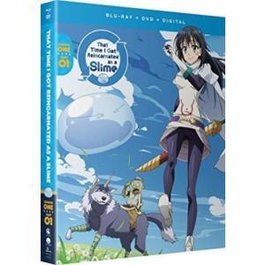 転生したらスライムだった件 第1期パート1 1-12話コンボパック ブルーレイ+DVDセット Blu...