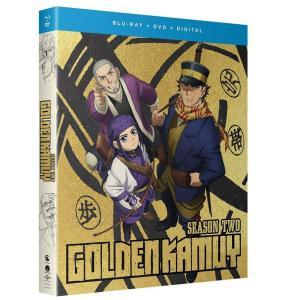 ゴールデンカムイ 第2期 全12話コンボパック ブルーレイ+DVDセット Blu-ray