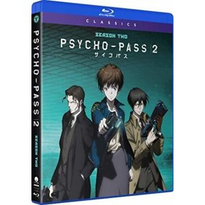 PSYCHO-PASS サイコパス 2 第2期 全11話BOXセット 新盤 ブルーレイ Blu-ra...