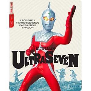 ウルトラセブン コンプリートシリーズ スチールブック仕様 ブルーレイ Blu-ray