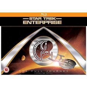 スタートレック エンタープライズ Blu-ray シーズン1-4 ブルーレイ two-r