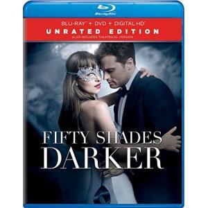 フィフティ・シェイズ・ダーカー Fifty Shades Darker Unrated Edition Blu-ray DVD コンボボックス 新品北米版 送料無料|two-r