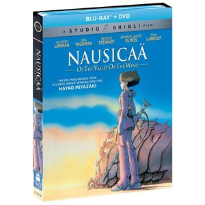 送料無料 風の谷のナウシカ 宮崎駿 ジブリの名作 お得なブルーレイ BD&DVD コンボボックス 北米版|two-r