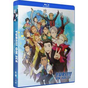 ユーリ!!! on ICE 全12話 日本語音声又は英語音声で視聴できます。  Yuri!!! On...