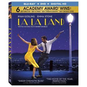 ラ・ラ・ランド LaLaLand Blu-ray DVD コンボボックス 新品北米版 ララランド two-r