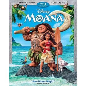 モアナと伝説の海 ブルーレイ BD DVD デジタルHD コンボボックス 北米版 (英語) ディズニー 送料無料 two-r